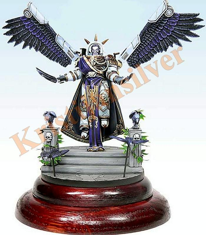 Corax, Horus Heresy, Primarch, Raven Guard, Space Marines
