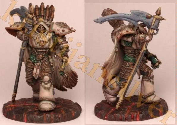 Death Guard, Horus Heresy, Mortarion, Primarch, Warhammer 40,000