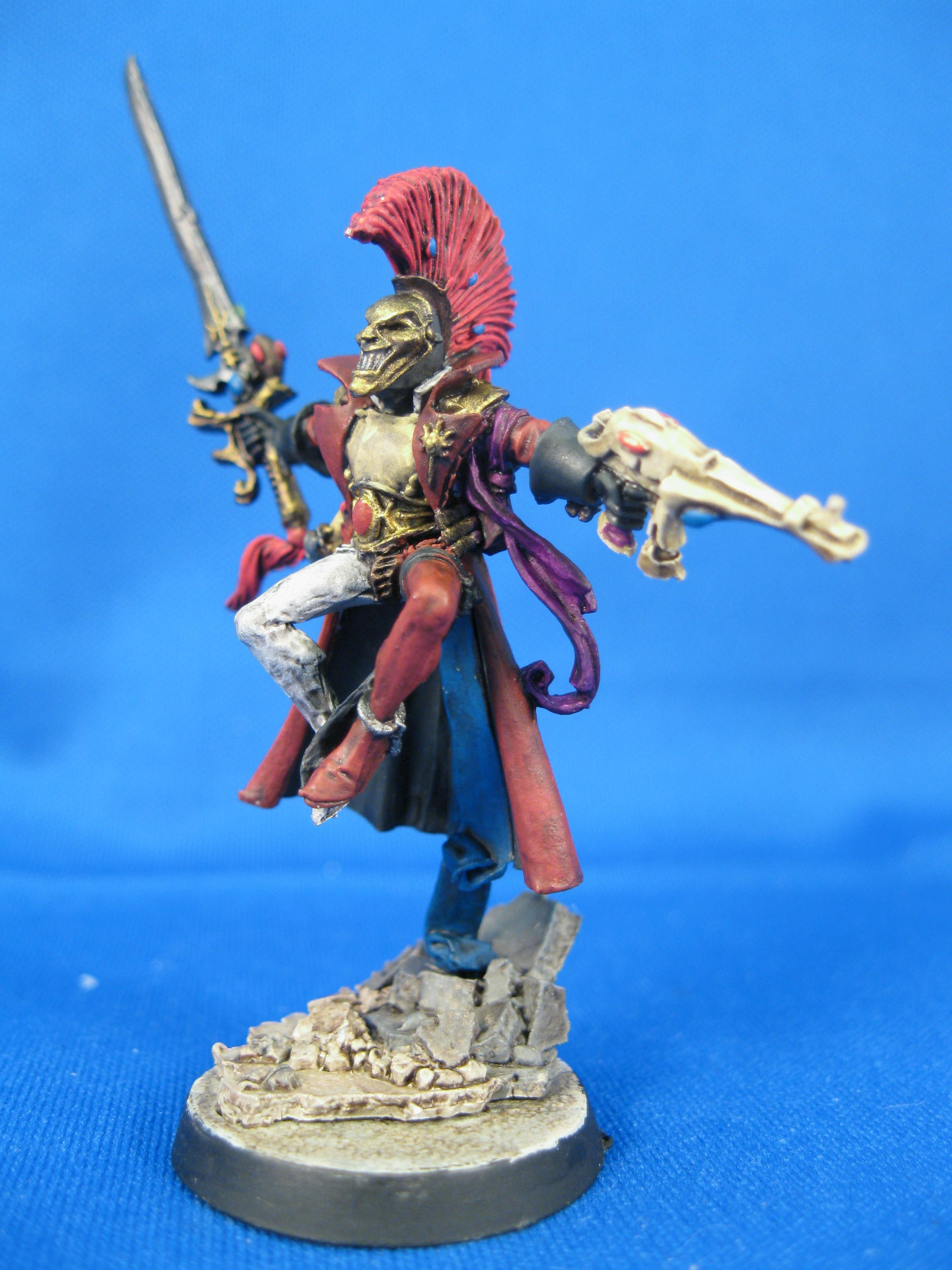 Commission, Eldar, Harlequins, Warhammer 40,000