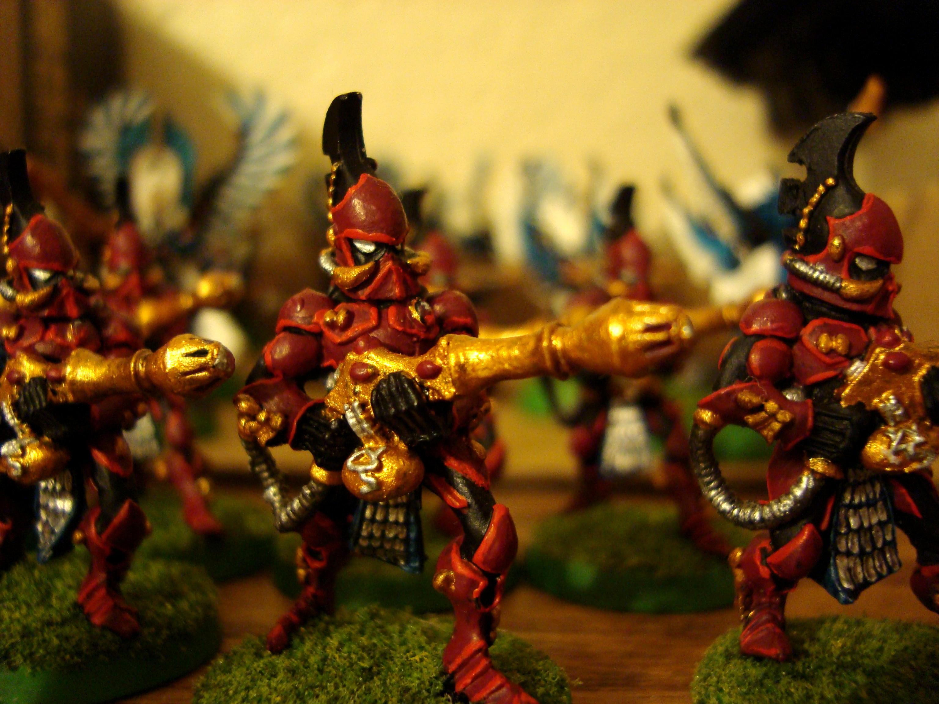 Eldar, Fire Dragon, Uaire-nem, Warhammer 40,000