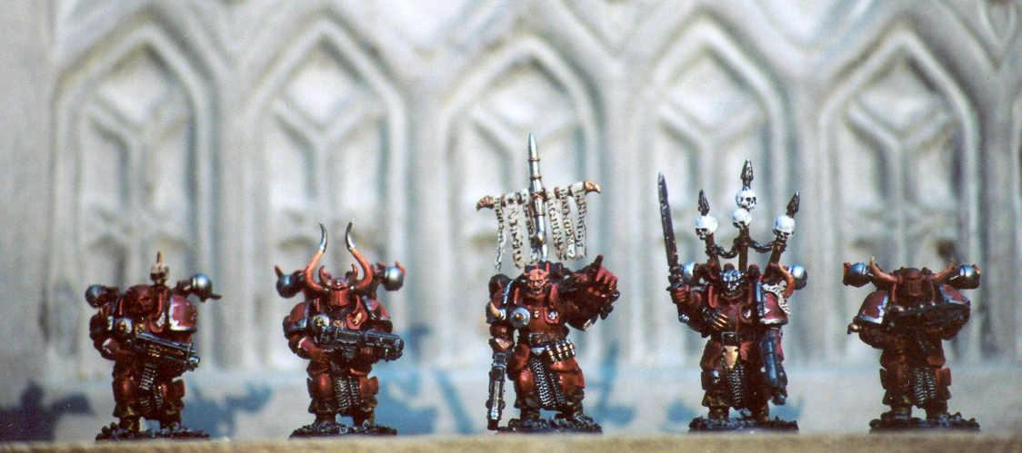 Chaos Space Marines, Word Bearers