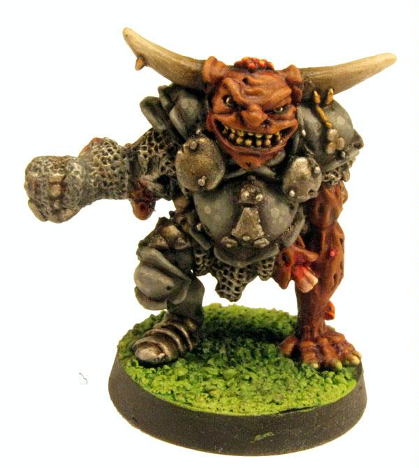 Blood Bowl, Chaos, Nurgle, Out Of Production