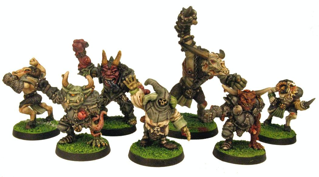 Blood Bowl, Chaos, Chaos Team