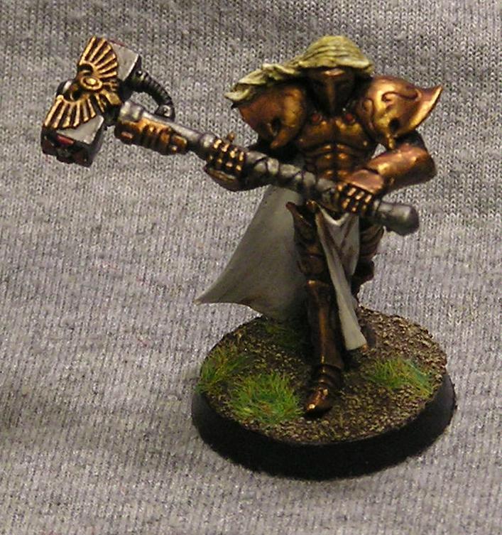 Daemonhunters, Inquisition, Inquisitor, Warhammer 40,000