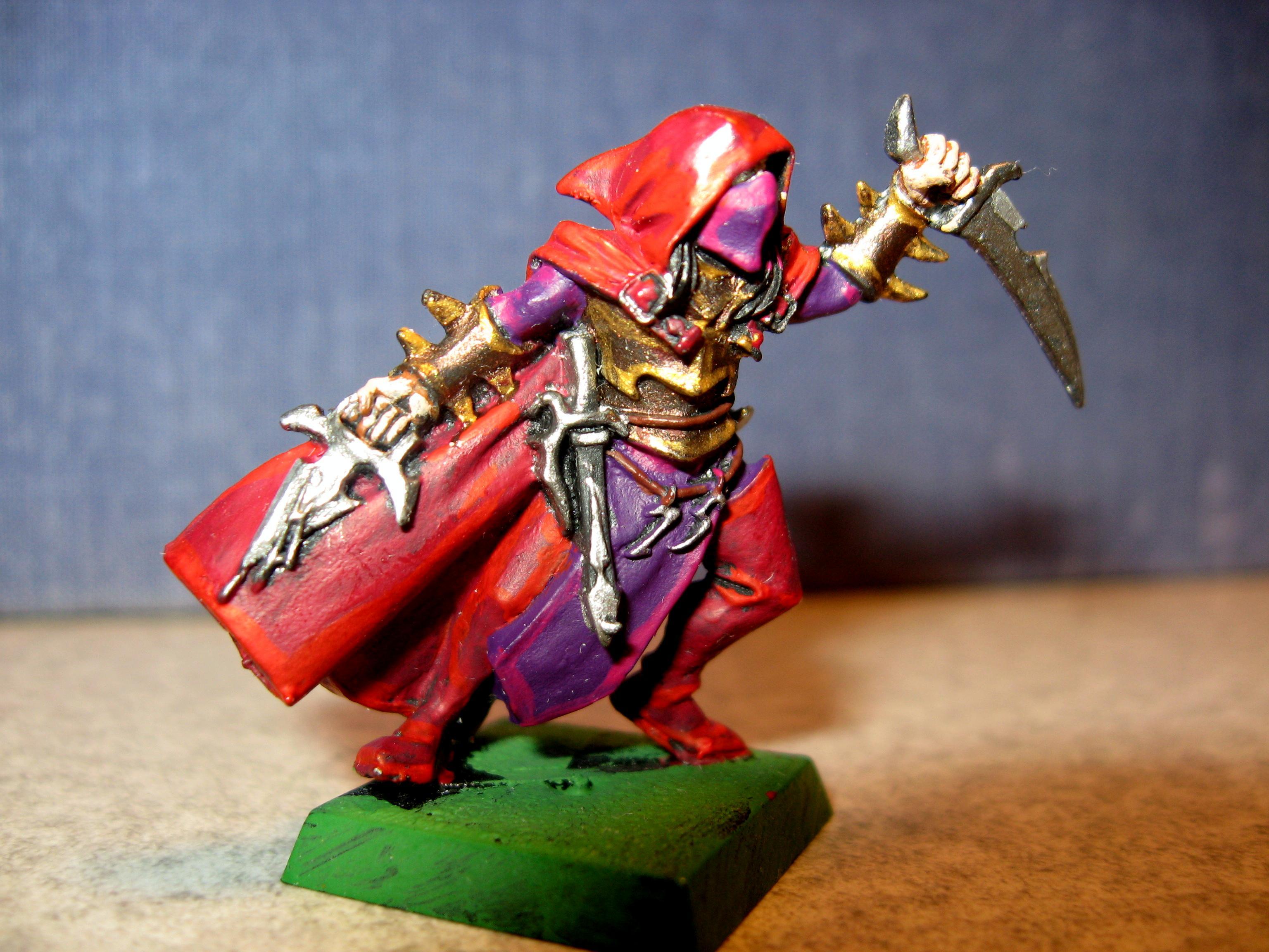 Assassin, Dark Elves