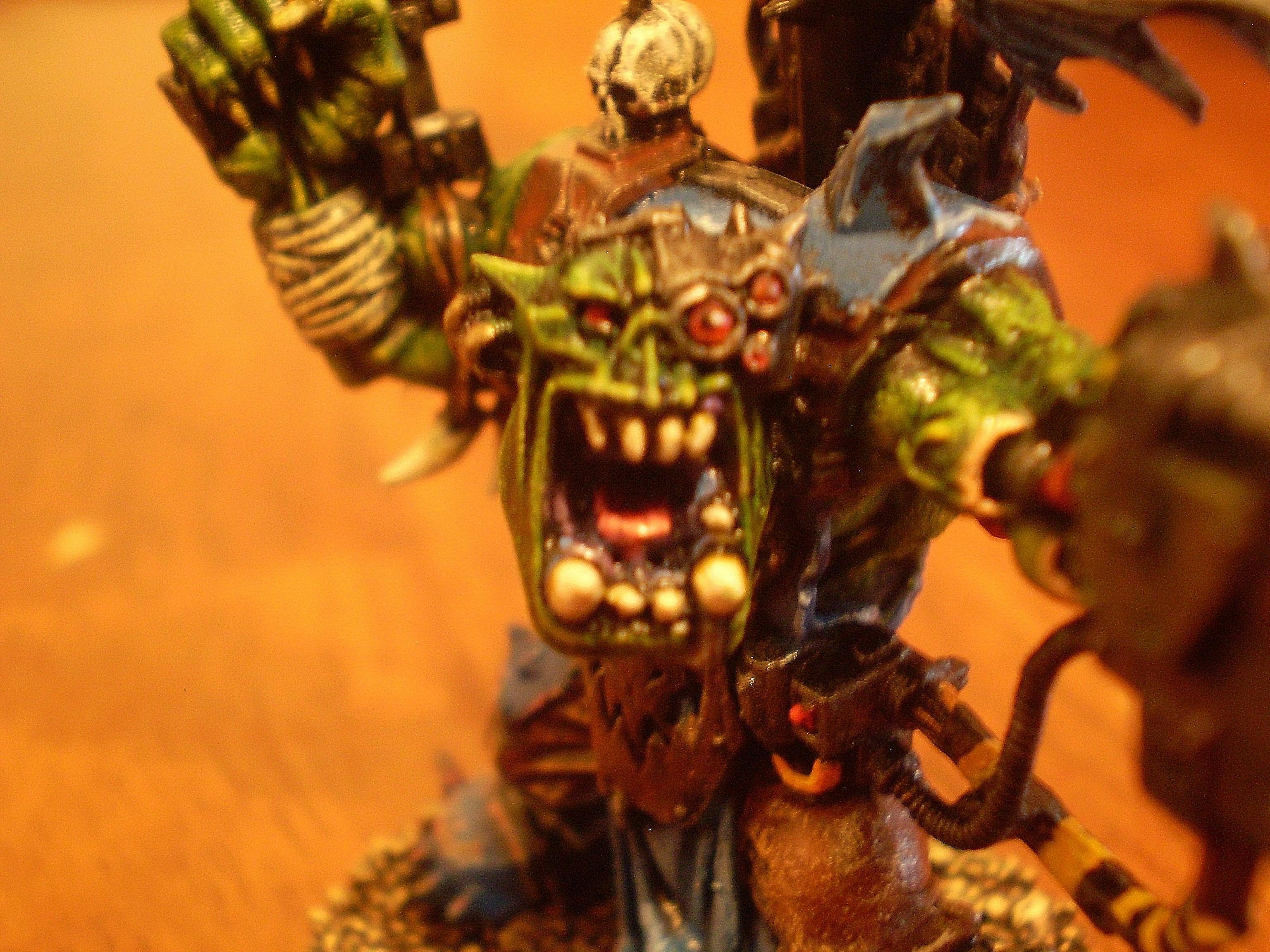 Orks, Warboss, Loota Warlord