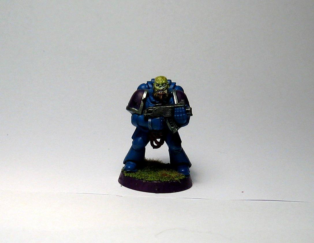 Chaos, Nurgle, Plague Marines