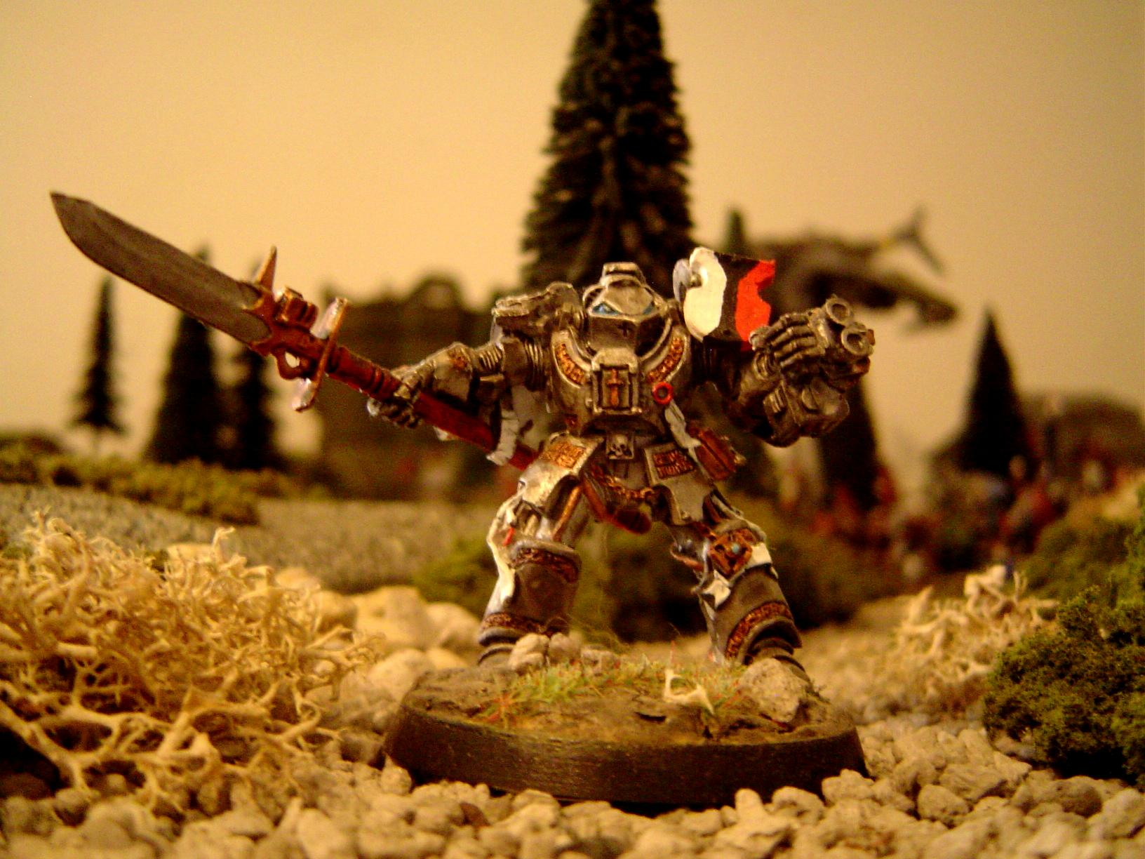 Grey Knights, Space Marines