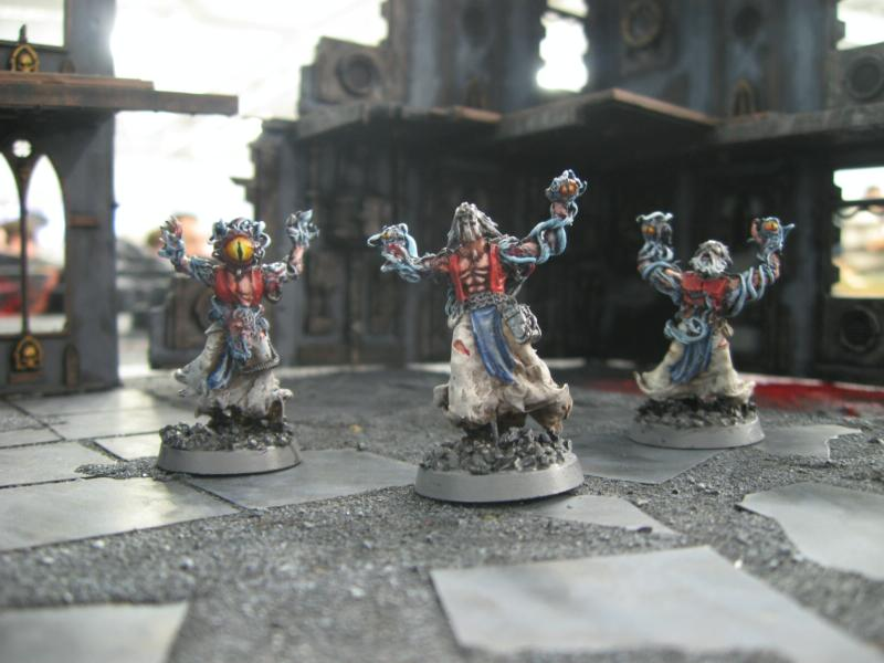 Chaos Daemons, Conversion, Daemons, Flamers