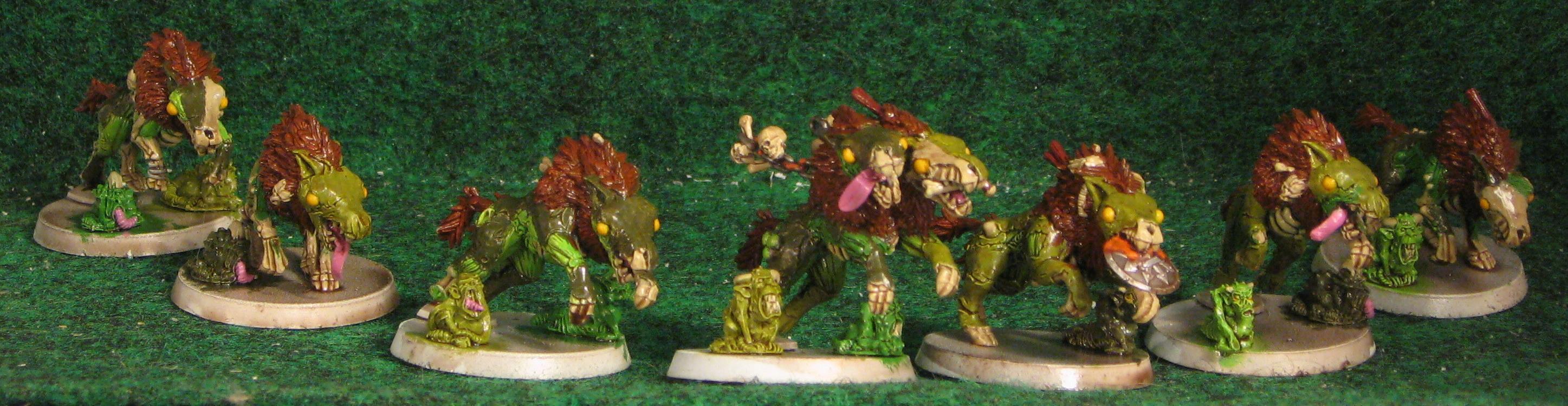 Beasts Of Nurgle, Daemons, Humorous, Nurgle