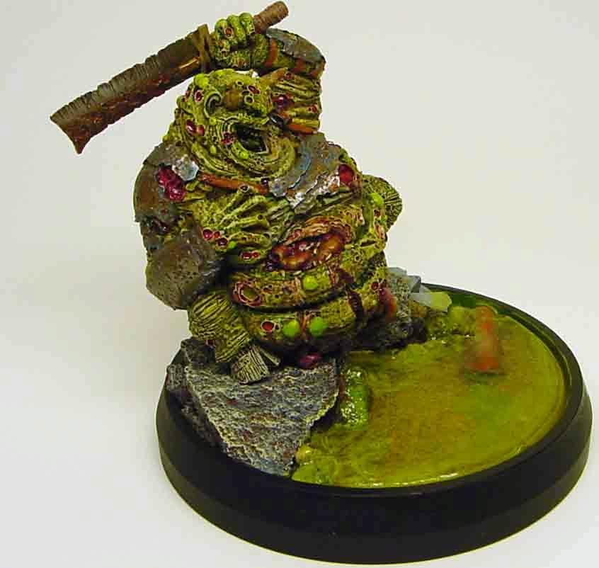 Nurgle, Plague Daemon