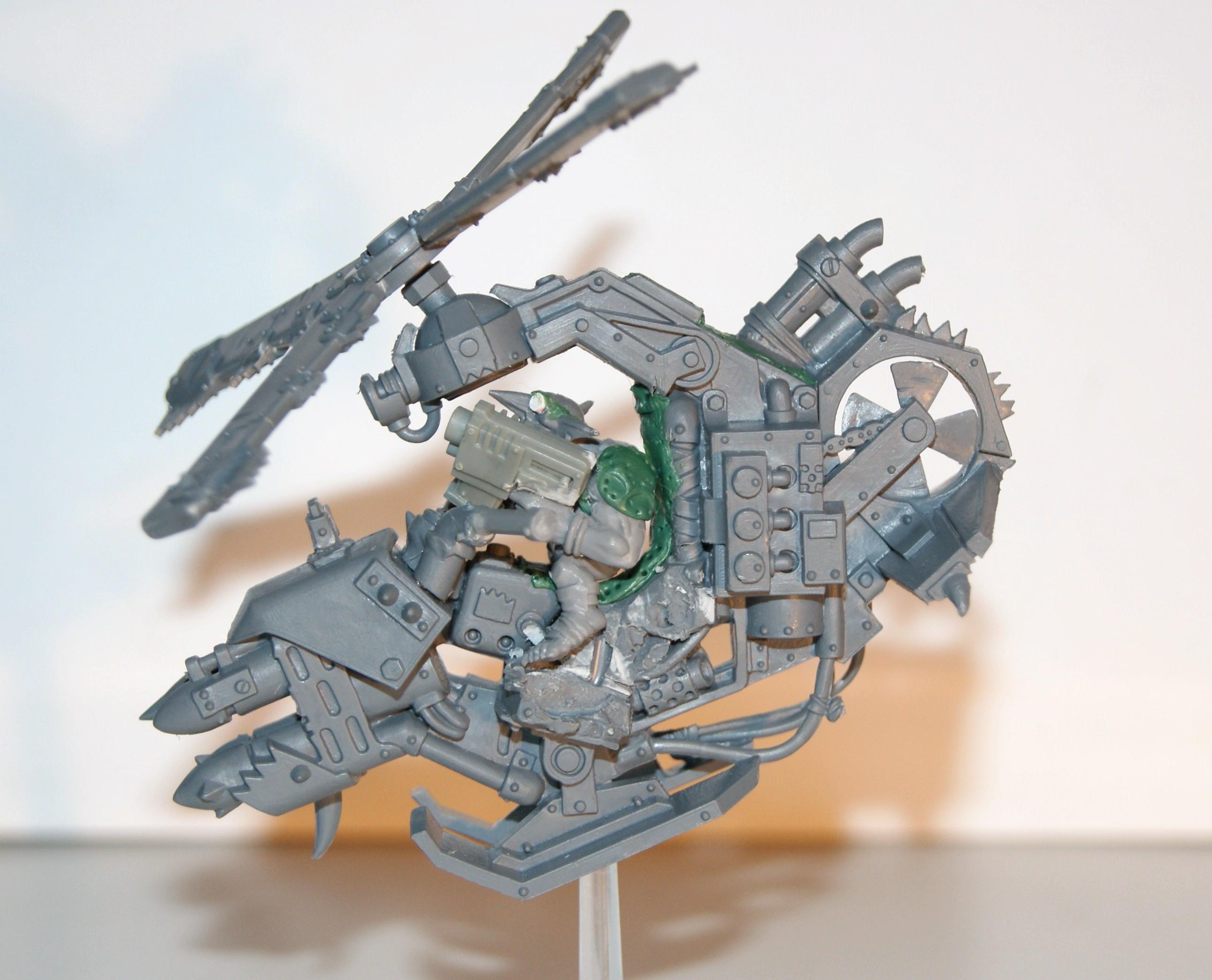 Conversion, Grot Rebellion, Grot Rebels, Grots, Warhammer 40,000