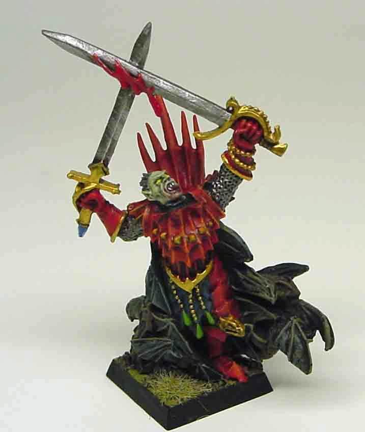 Vampire, Warhammer Fantasy