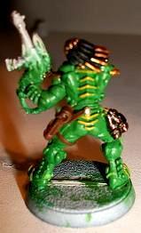 Eldar, Scorpion, Striking