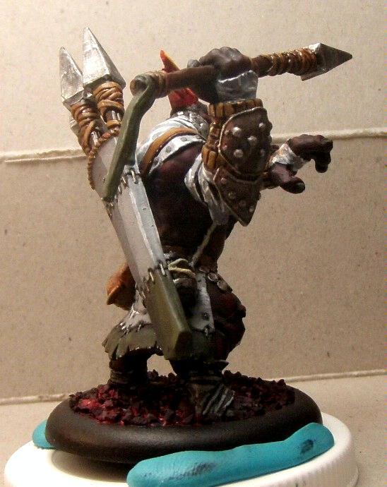 Hordes, Impaler, Trollbloods, Work In Progress