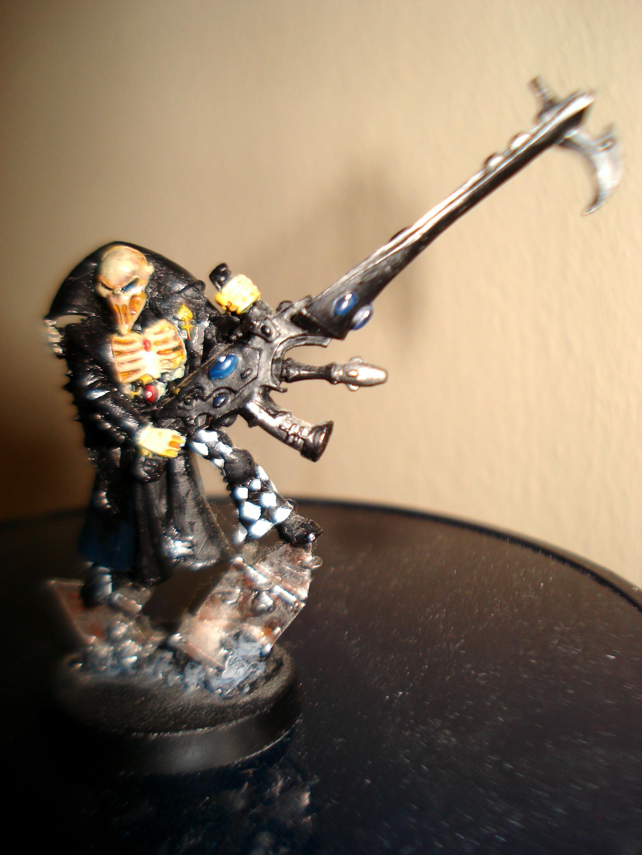 Death Jester, Eldar, Harlequins