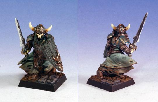 Grave Guard, Undead, Vampire Counts, Warhammer Fantasy, Wight