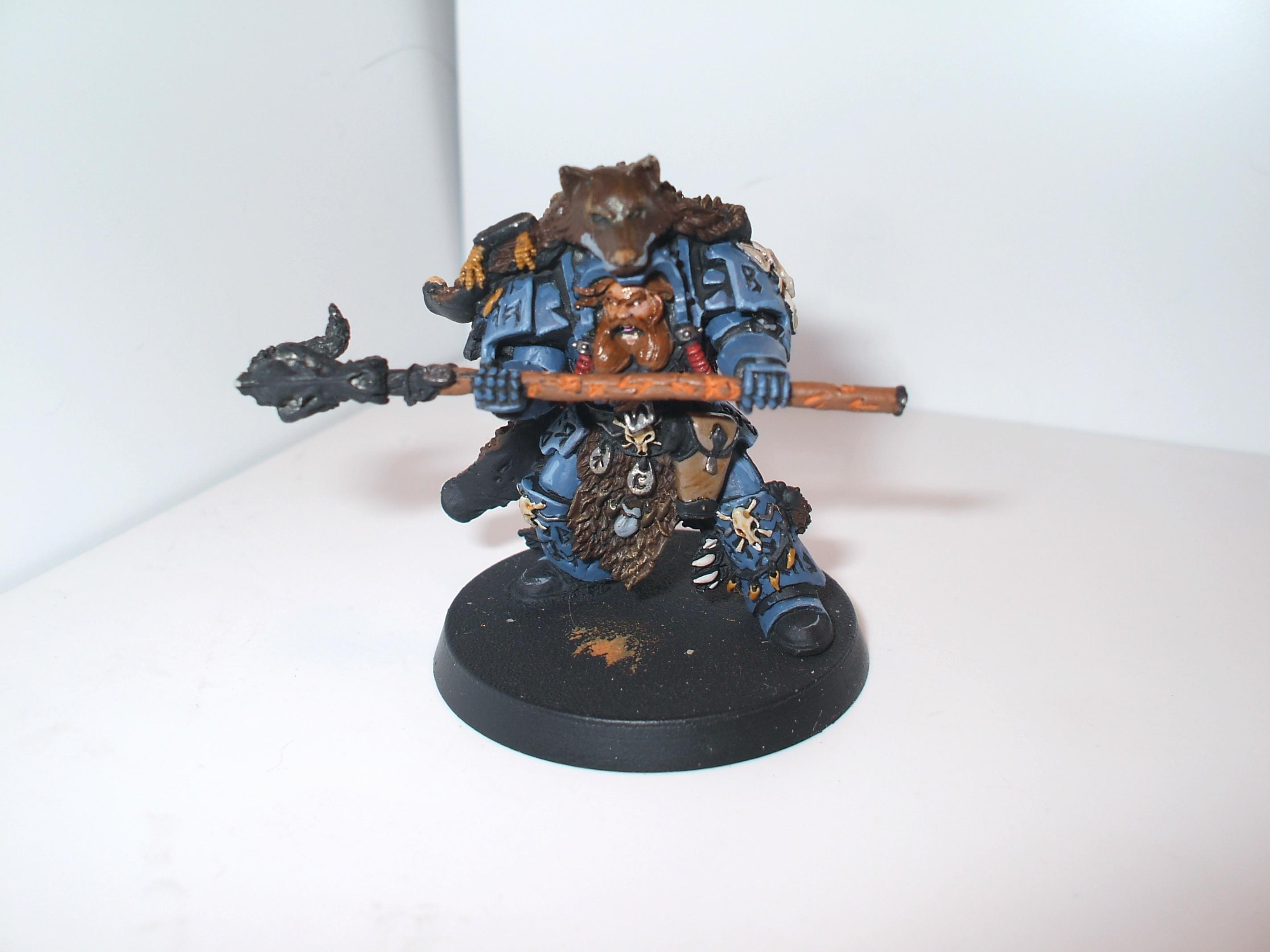 Space Wolves, Wolf