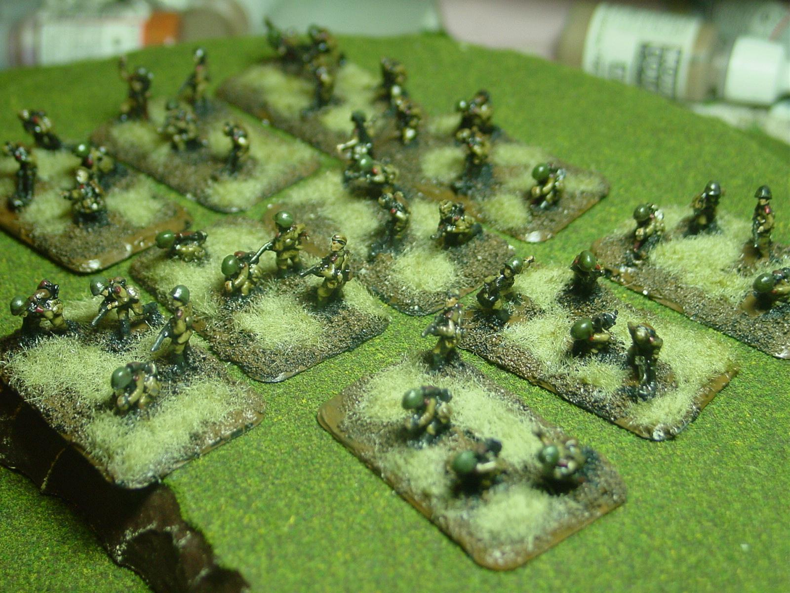 15mm, Engineers, Flames Of War, Soviets, World War 2
