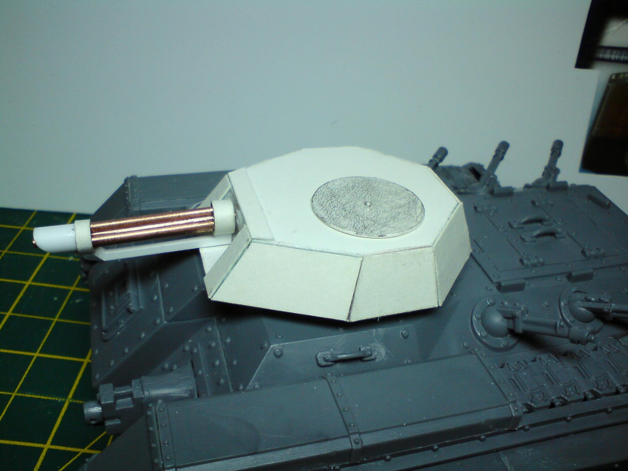 WIP Chimera turret