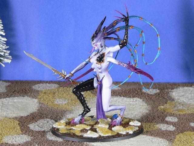 Daemons, Forge World, Slaanesh, Soul Eater