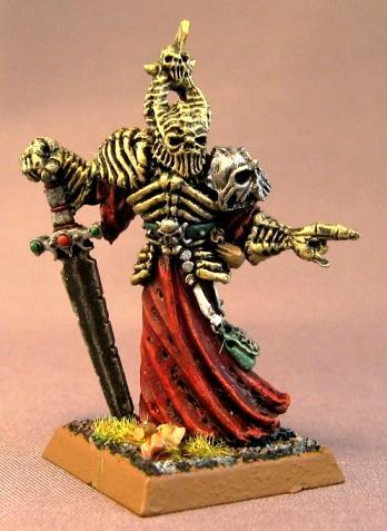 Chaos, Chaos Warrior, Classic, Lord, Opp, Warhammer Fantasy