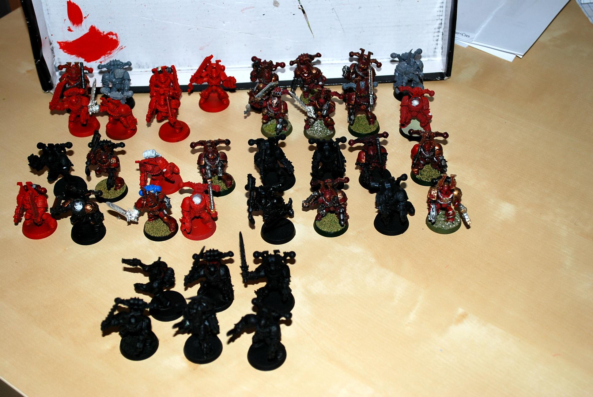 Chaos, Khorne, My Khorne Army