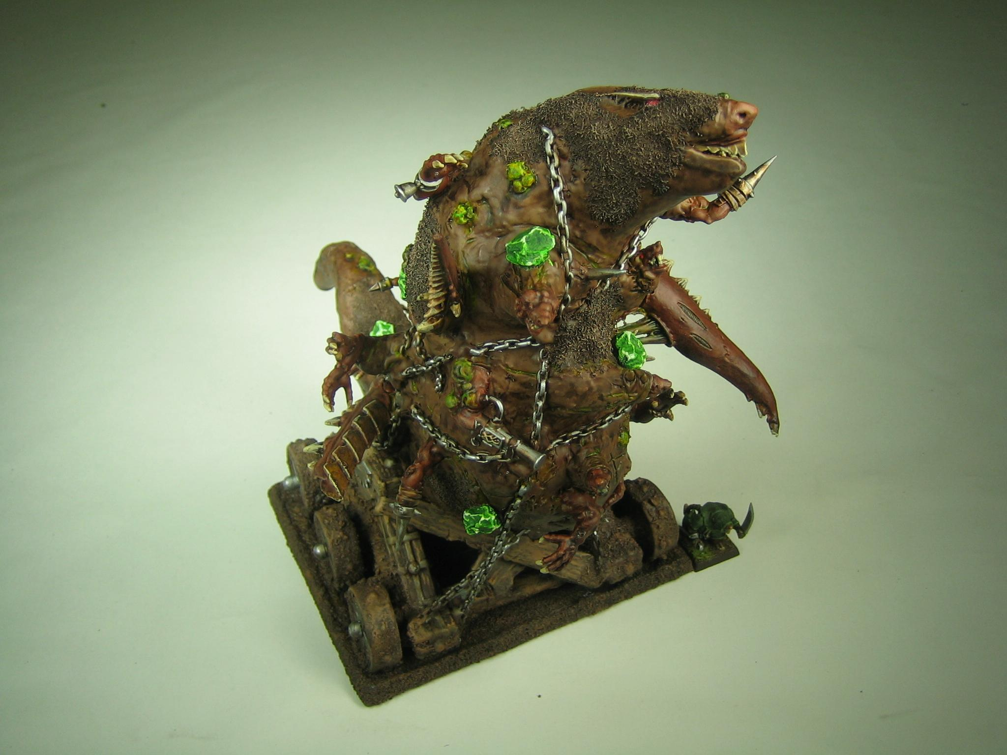 Abomination, Chaos Spawn, Skaven