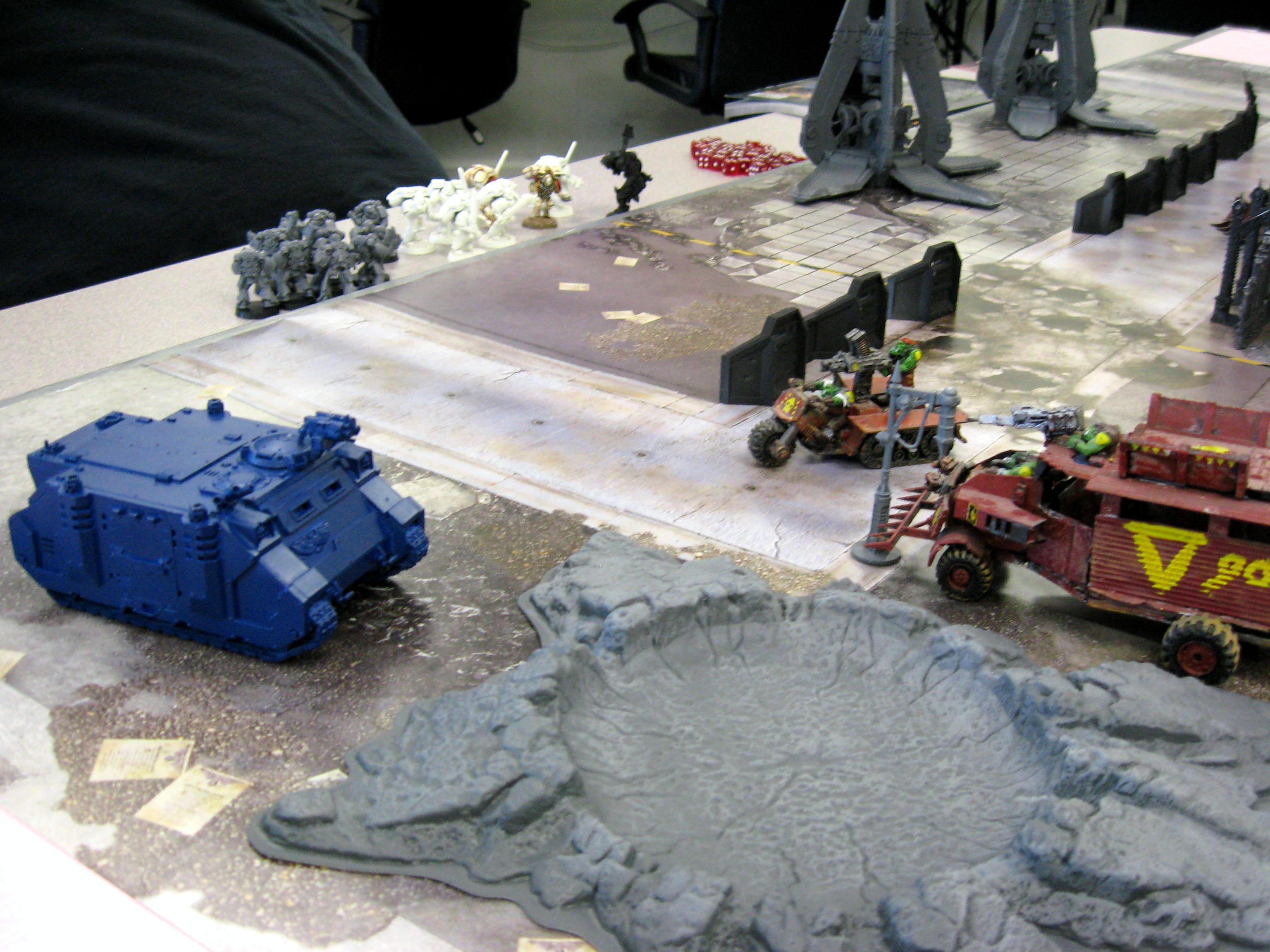 Tournament, Combat Patrol Tournament
