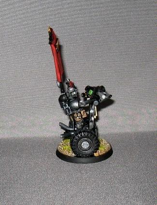 Imperial Guard, Segway, Standard Bearer