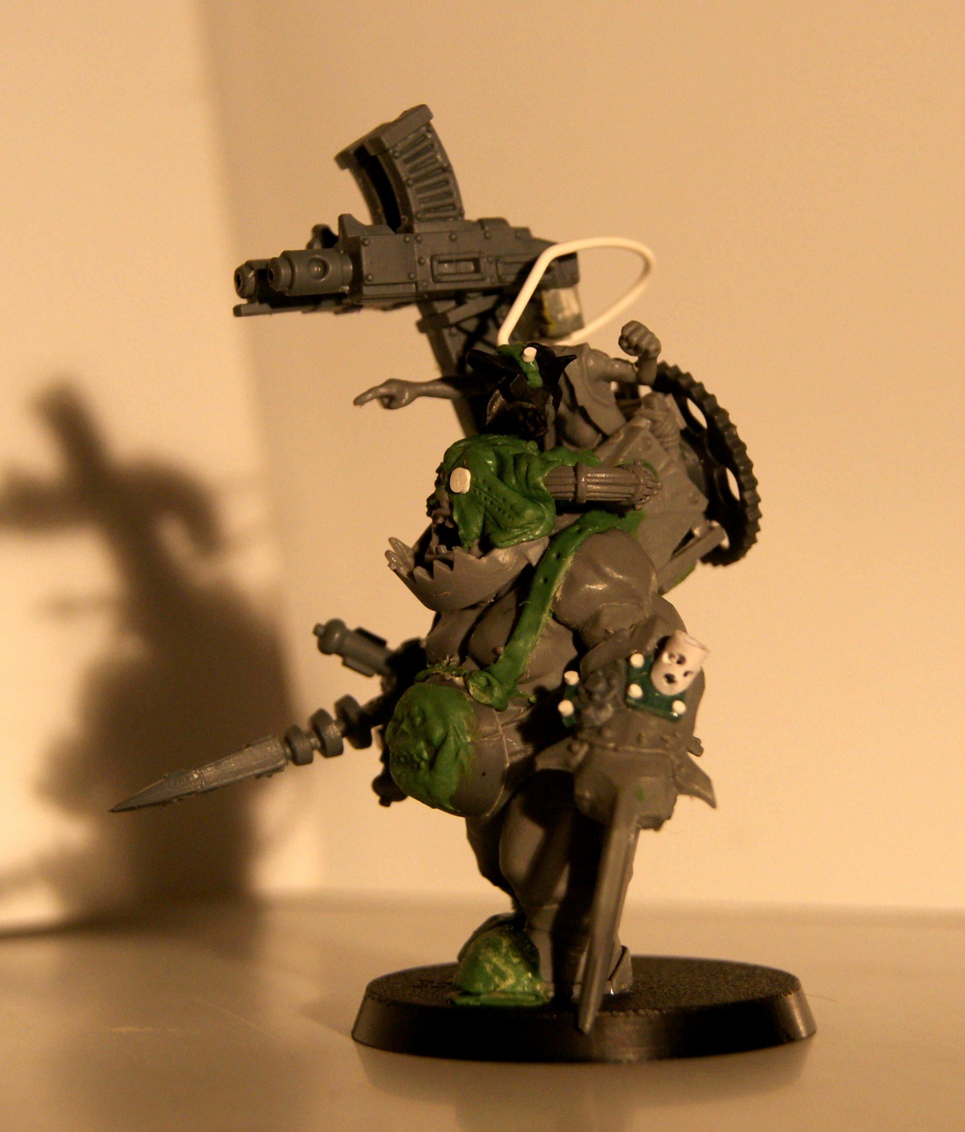 Conversion, Grot Rebellion, Grot Rebels, Grots, Mekboy, Orks, Warhammer 40,000