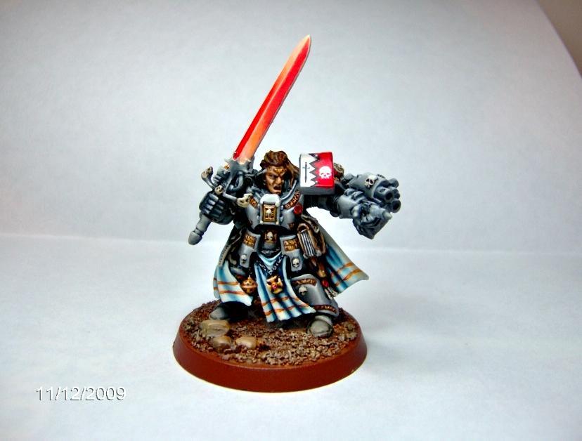 Daemonhunters, Grand Master, Grey Knights, Payson
