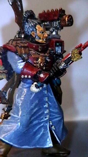 Inquisitor model