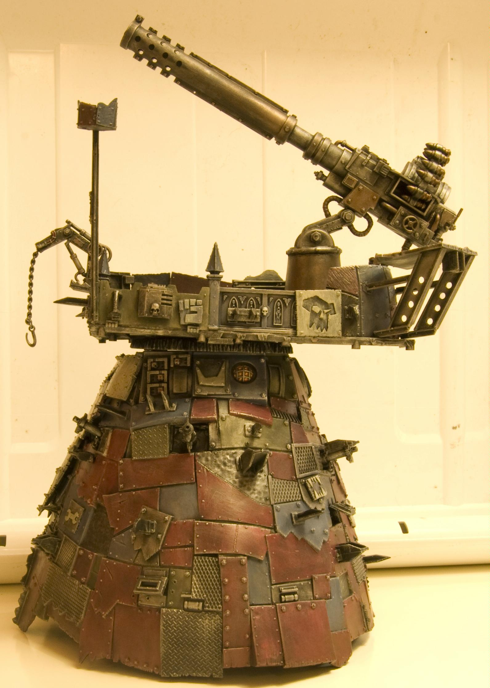 Bastion, Conversion, Orks, Stompa