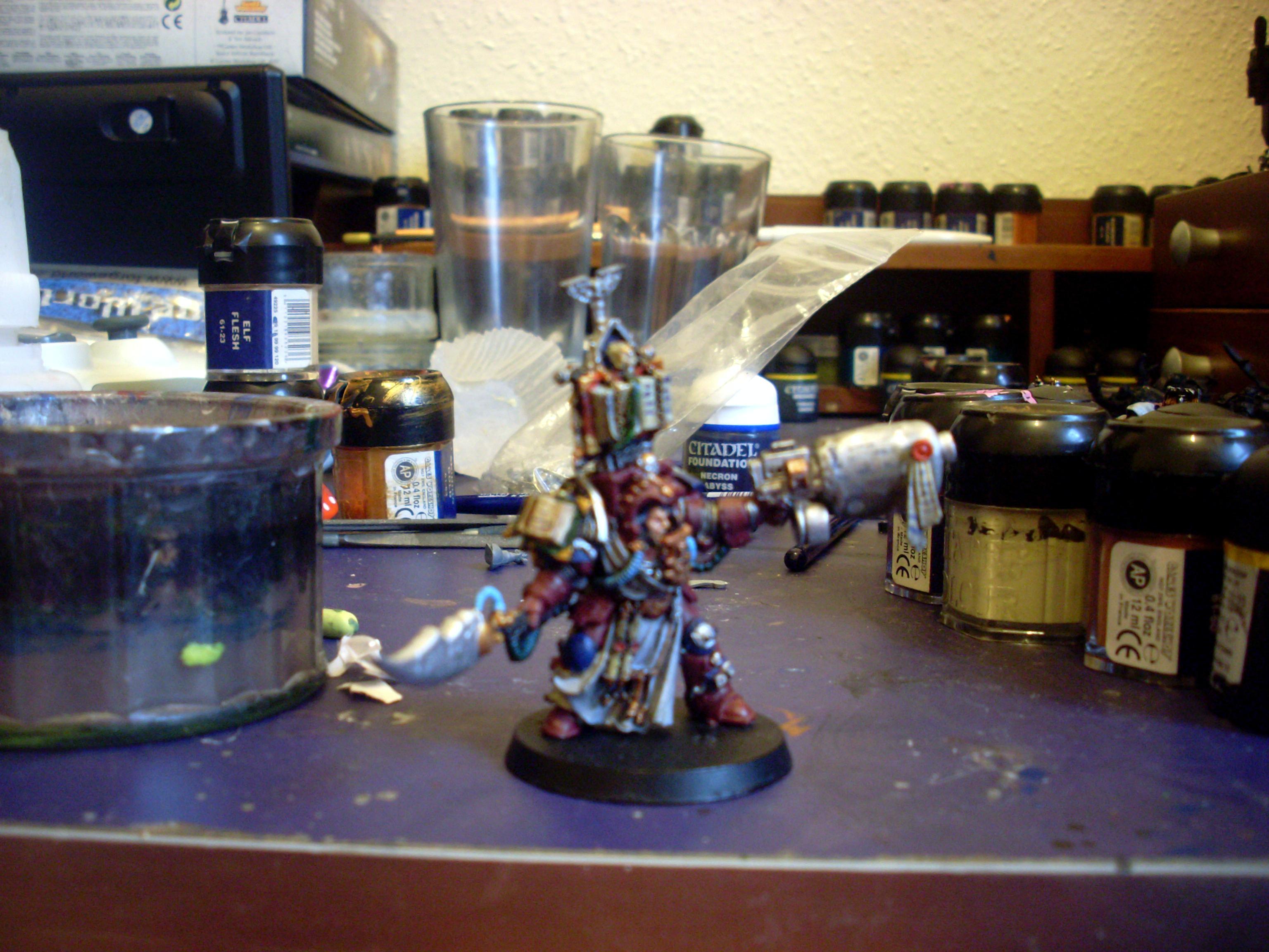 Daemonhunters, Inquisitor