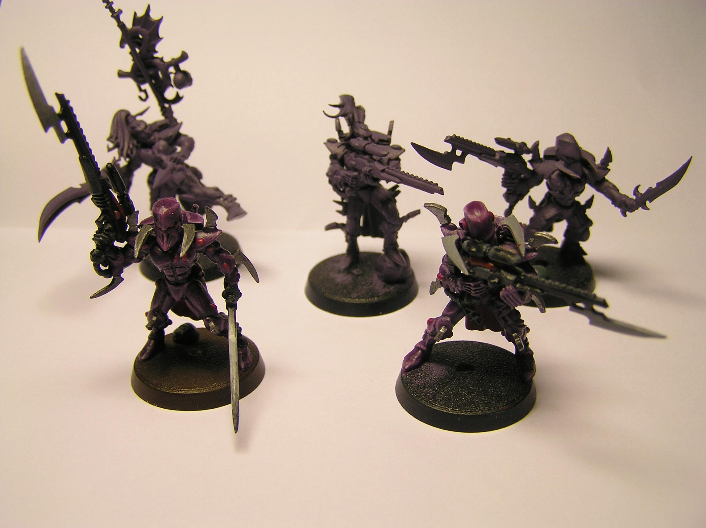 Dark Eldar Warriors, Dark Eldar Warriors