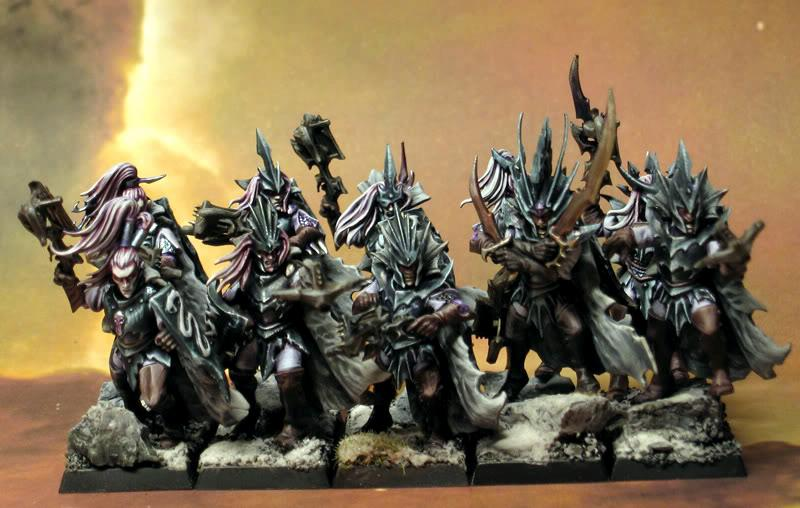 Dark Elves, Dark Elves Elf, Elves, Warhammer Fantasy