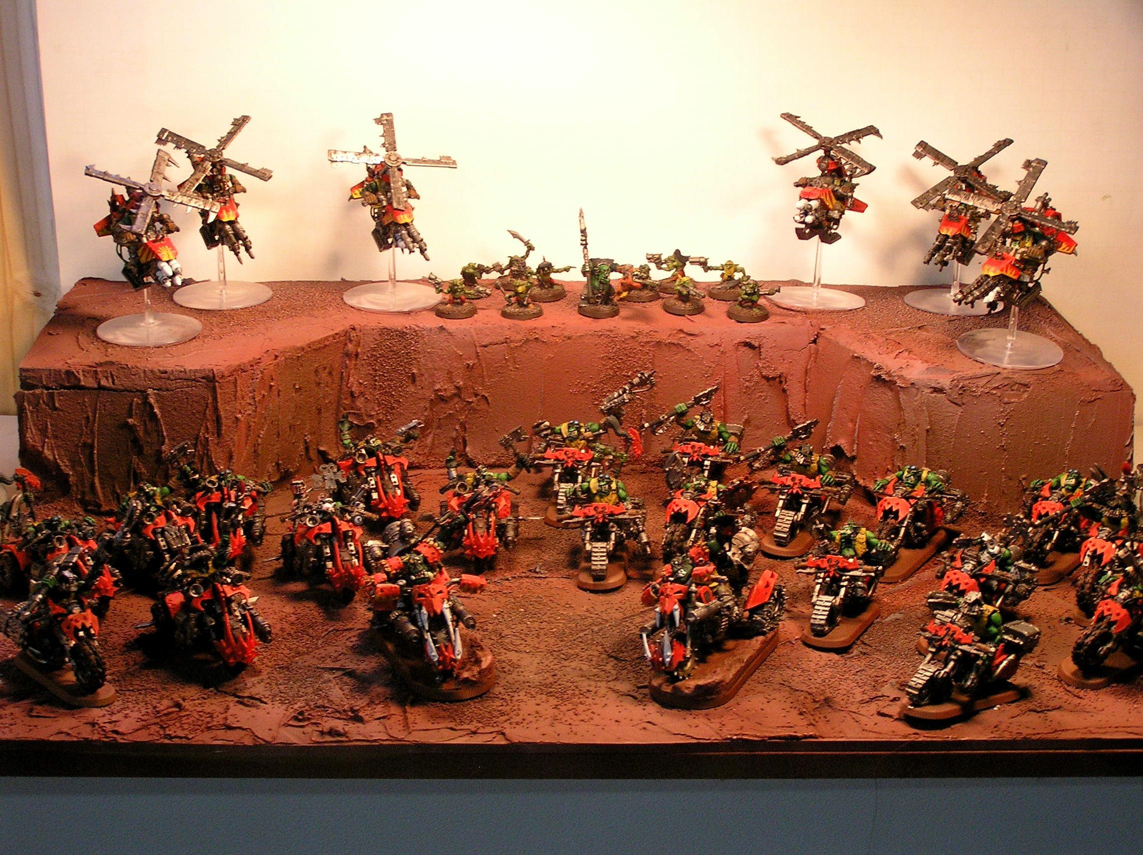 Cataclysm Studios, 2000 Point Speed Freeks Army