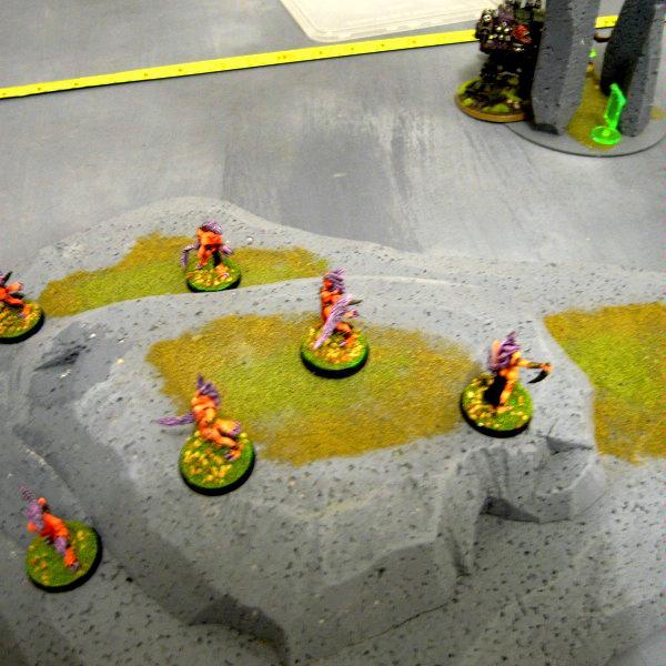 Battle Report, Chaos Space Marines, Nurgle, Slaanesh, Warhammer 40,000