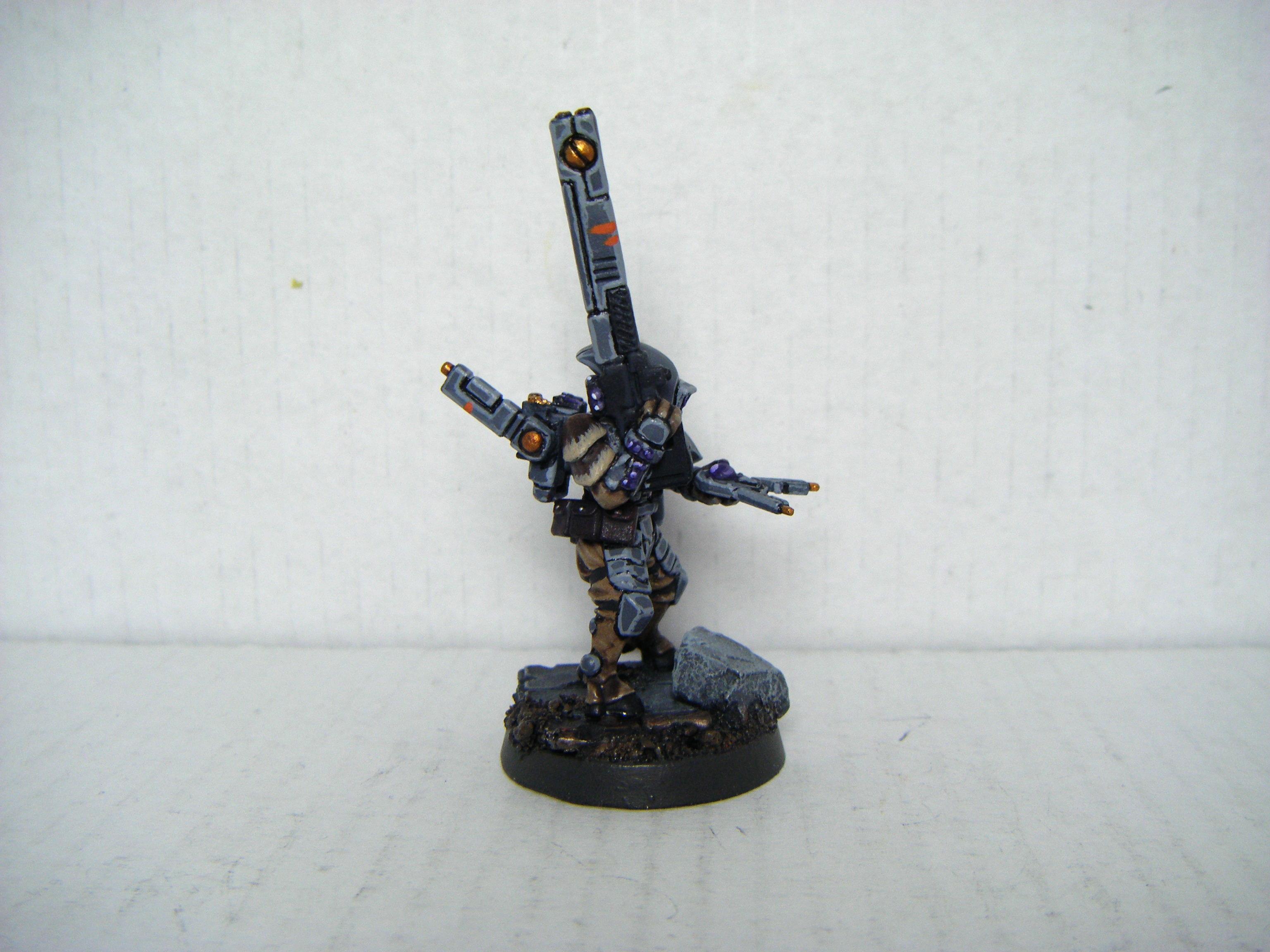 Fire Warriors, Specialist, Tau