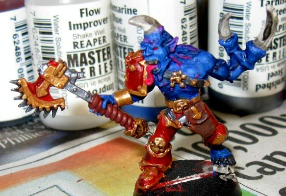 Chaos Space Marines, Possessed