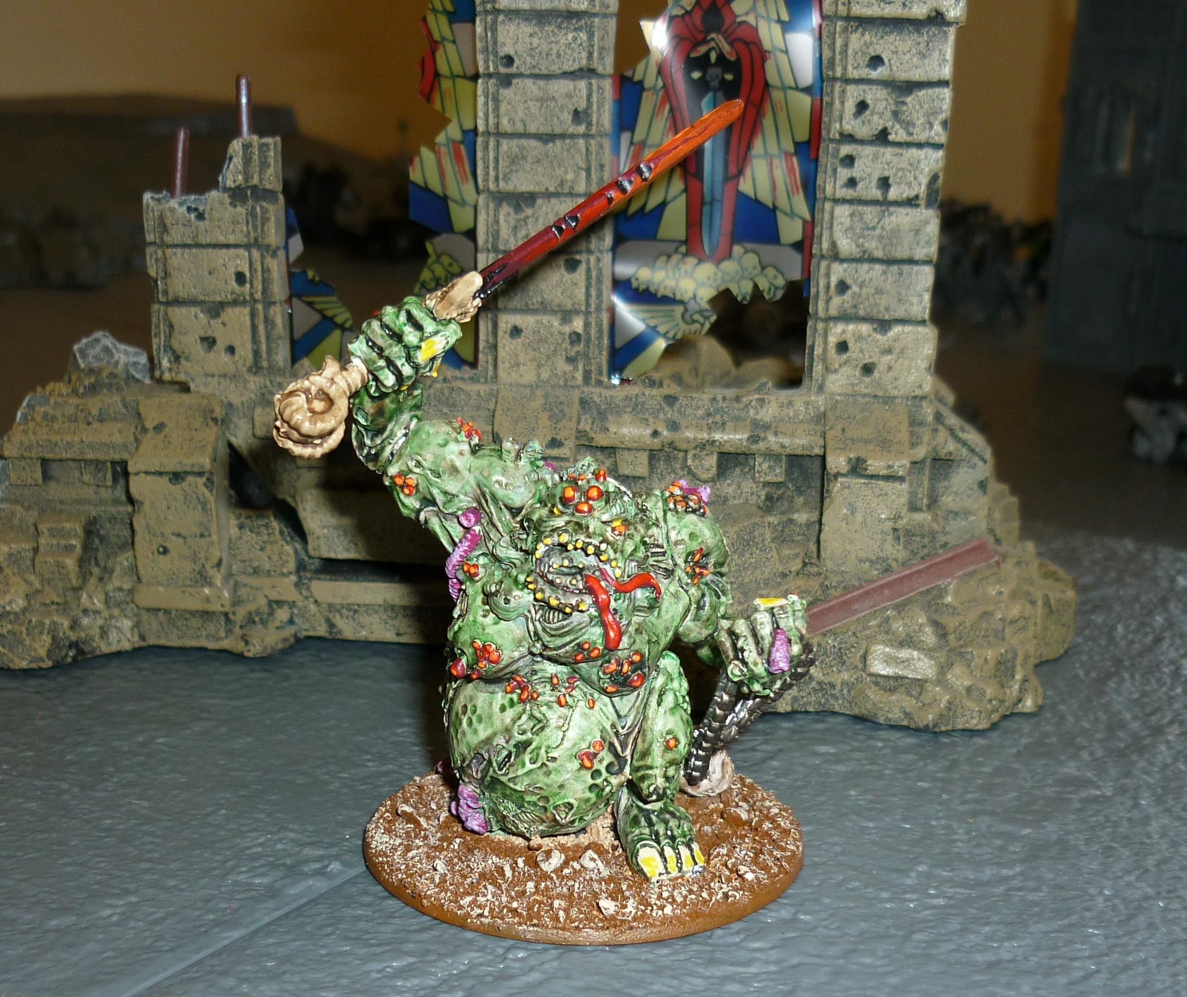 Great Unclean One front