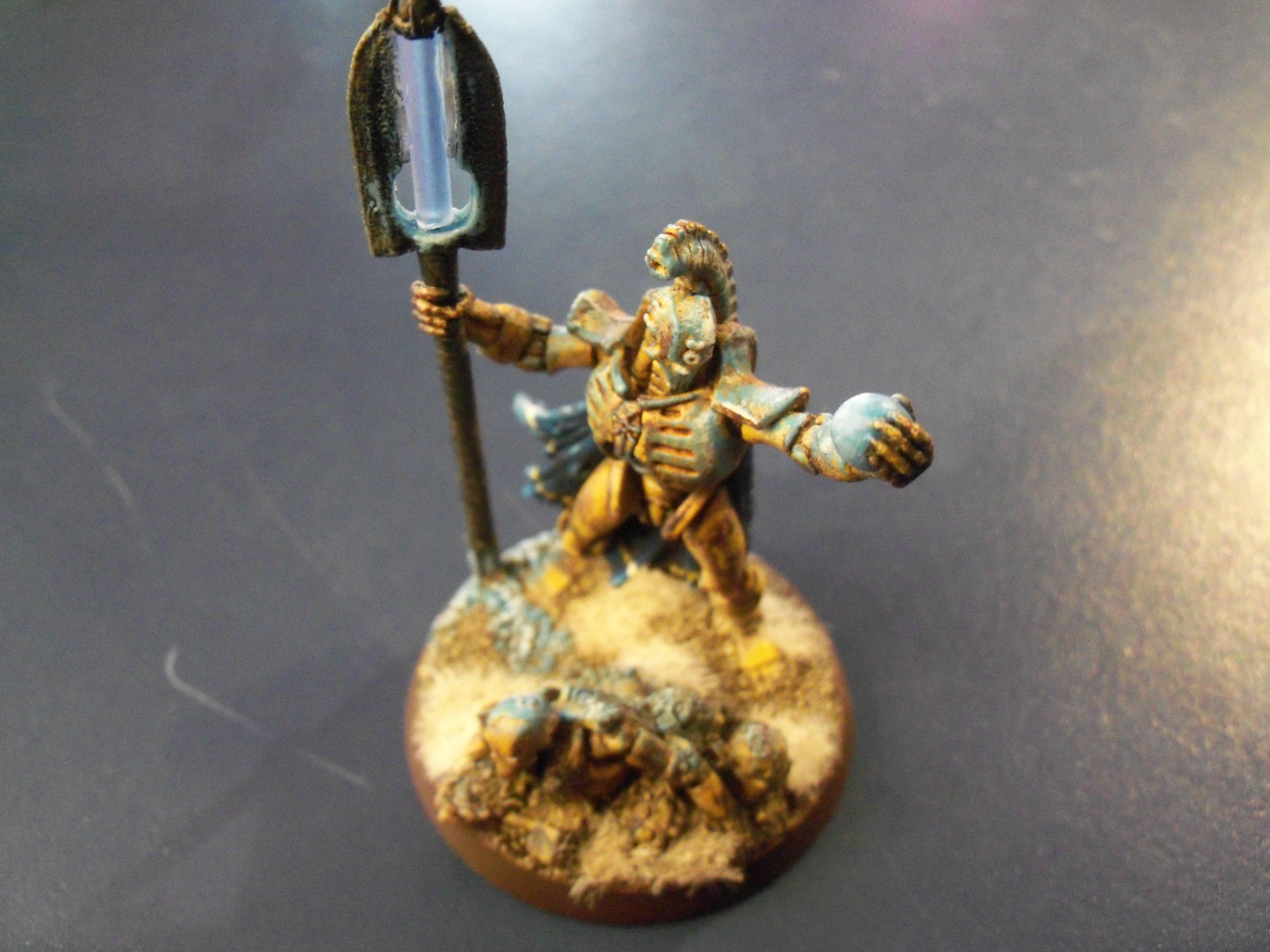 Necrons, Object Source Lighting