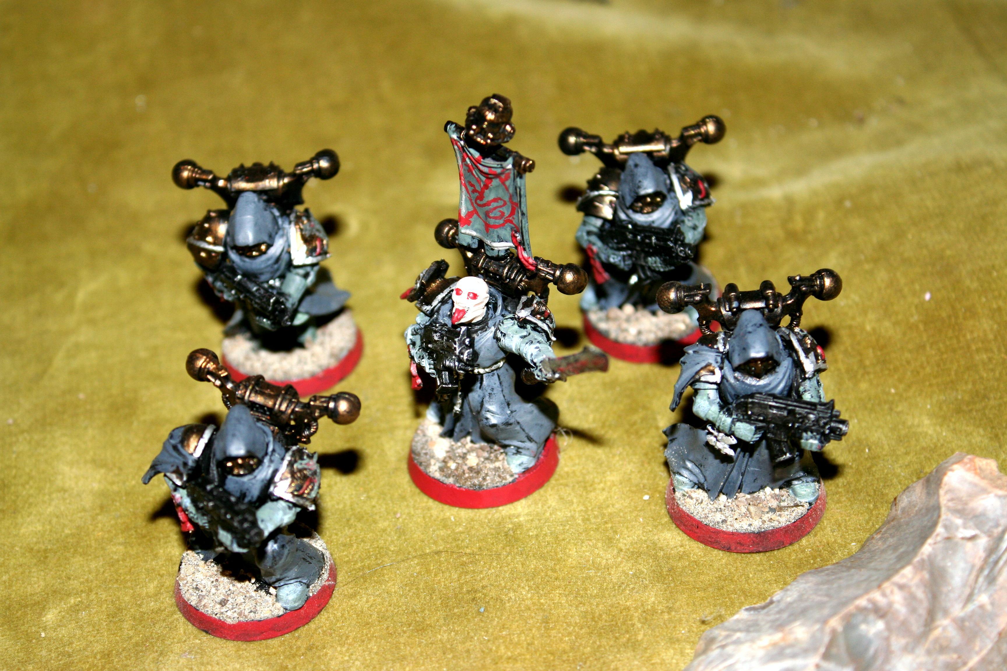 Alpha Legion, strike squad 1