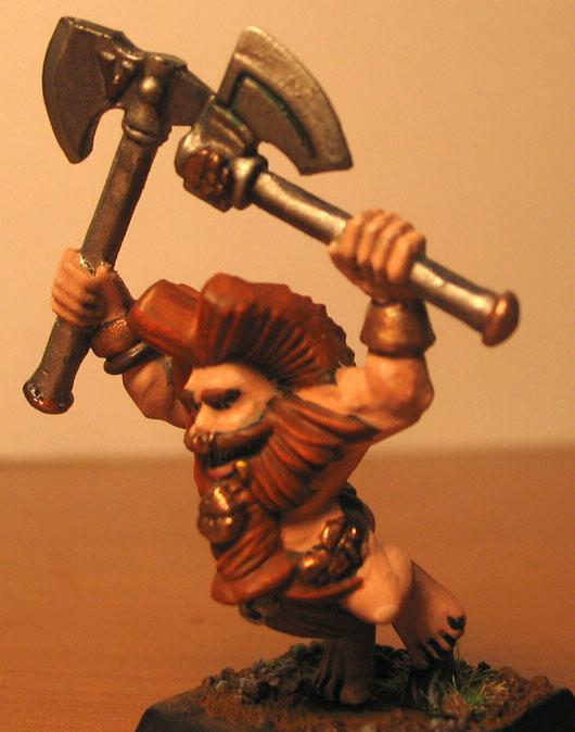 Dwarves, Pass, Skull