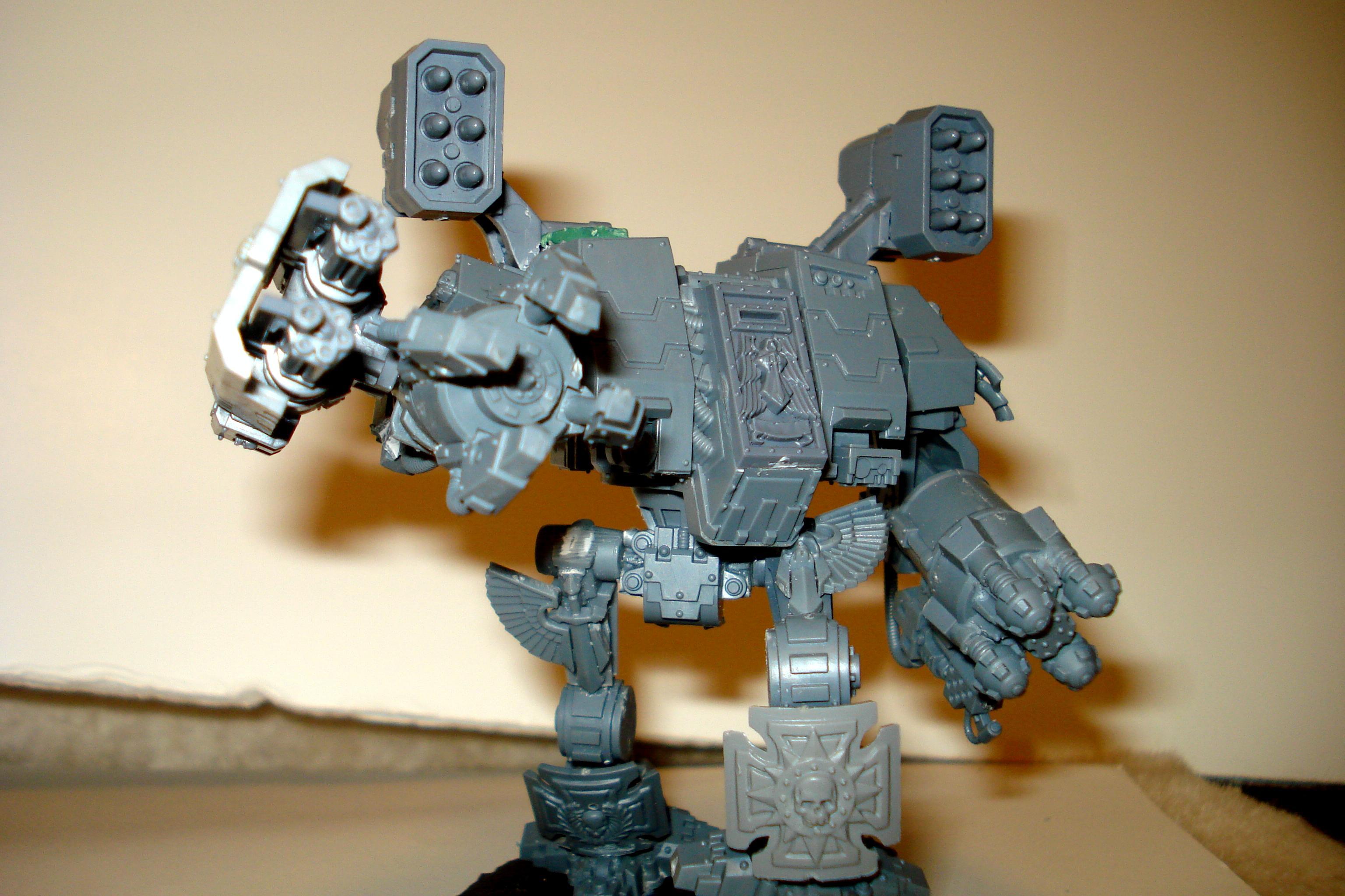 Conversion, Dark Angels, Space Marines, Terminator Armor