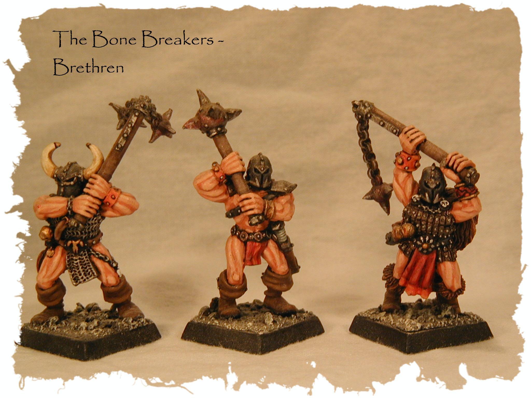 Mordheim - Possessed - Brethren