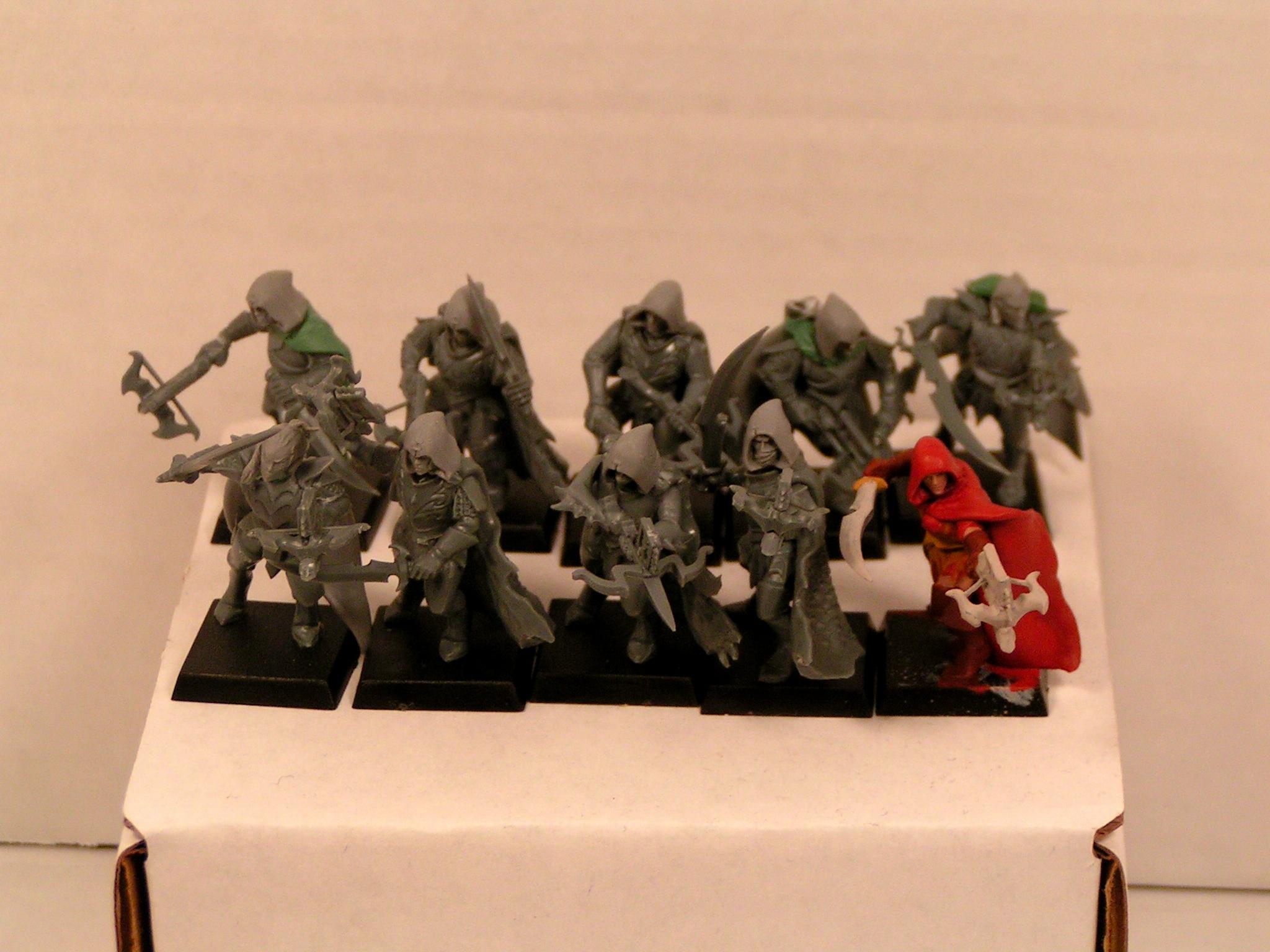 Warriors with Crossbows