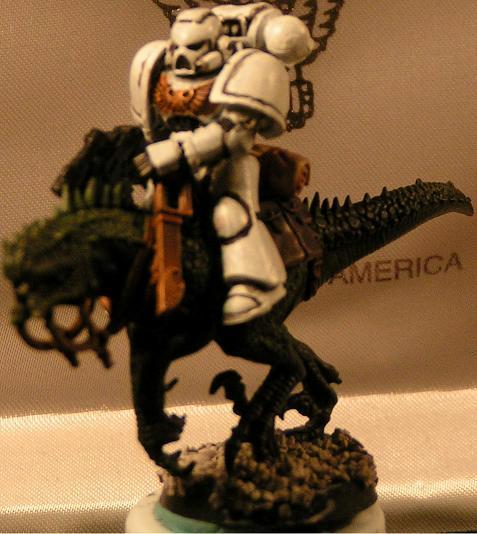 Lizard, Space Marines, Star Wars, Warhammer 40,000
