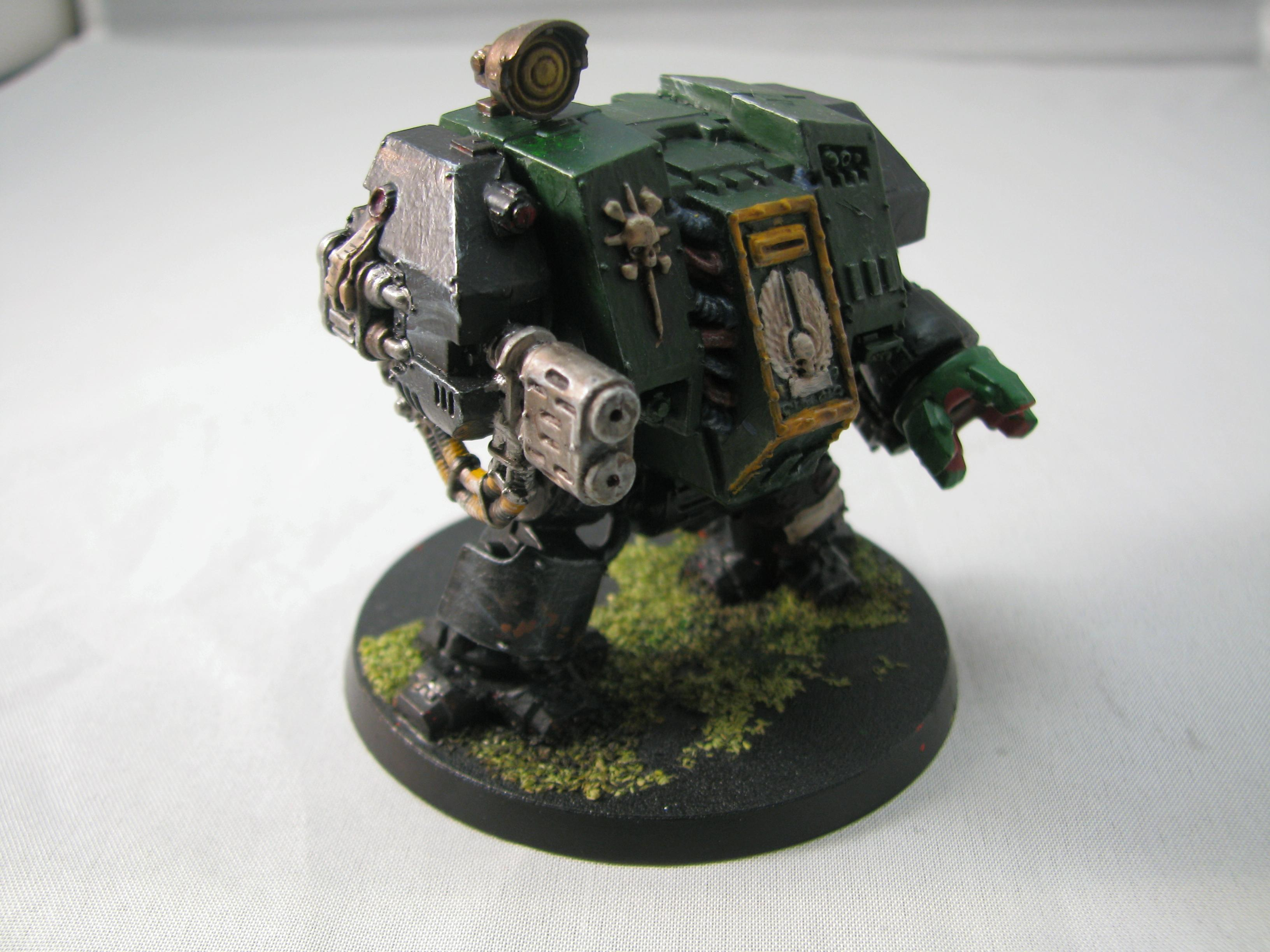 Dreadnought, Salamanders